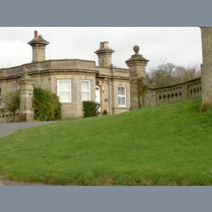 Redgrave Hall Lodge